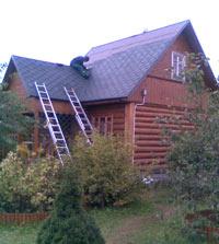 K-034 Двухэтажный загородный дом из газобетона - Проекты